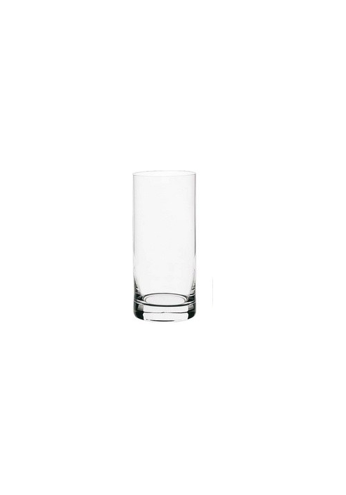 12 VASOS WHISKY ALTOS BOHEMIA